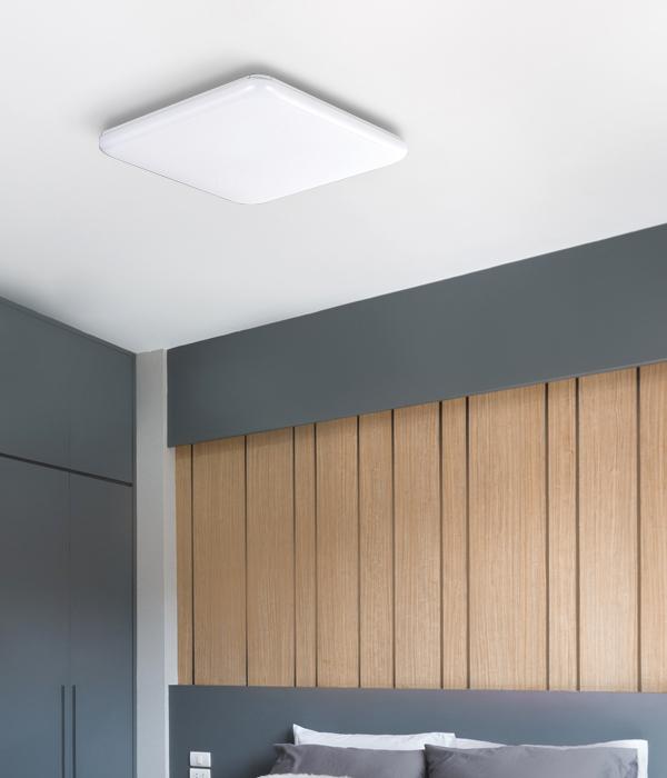 LED 밍글 사각방등 [50W]
